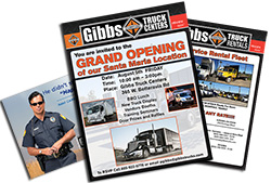 Gibbs Trucks Flyers