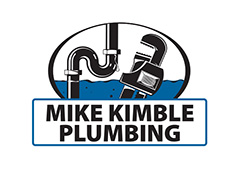 Mike Kimble Plumbing Logo