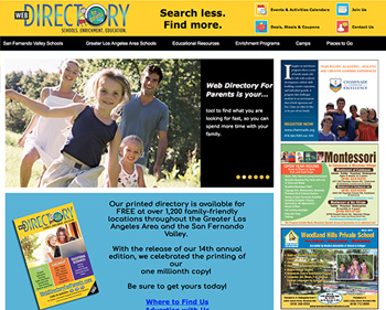 Web Directory for Parents