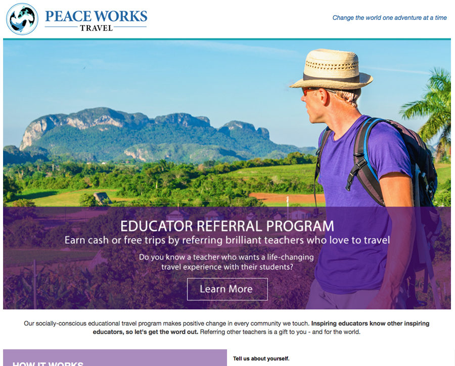 Peace Works Travel